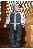 Комбинезон вязанный Лютик для мальчика