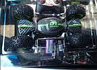 Машина на радиоуправлении Перевертыш CV8818-80A Hyper Tumble Зелёный, фото 2