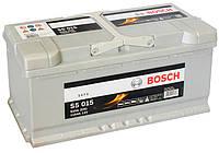 Аккумулятор автомобильный Bosch S5 015 110Аh 0092S50150