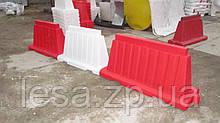 Дорожній пластиковий бар'єр, що вкладається 2.0 (м)