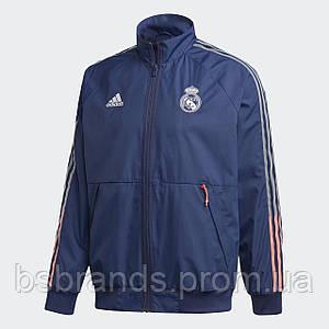 Мужская гимновая куртка Реал Мадрид Adidas FR3880 (2021/1)
