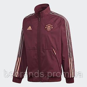 Мужская гимновая куртка Манчестер Юнайтед Adidas FR3865 (2021/1)