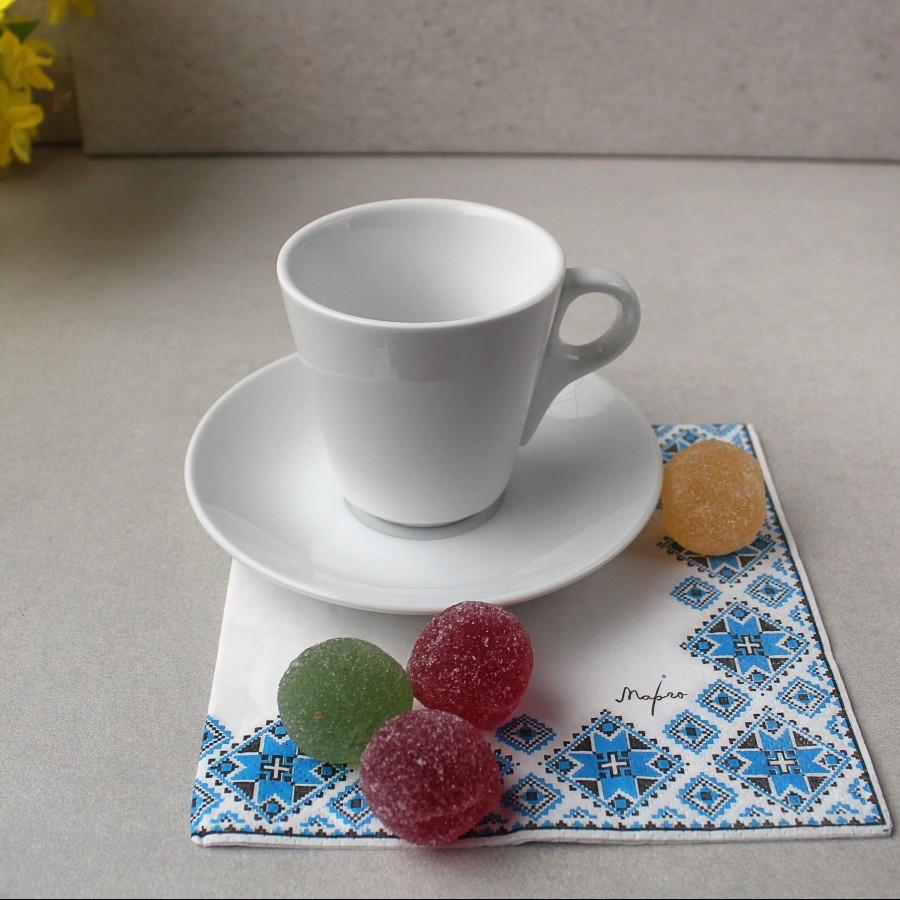 Набір для капучино HLS Чашка 150 мл + блюдце (HR1305)