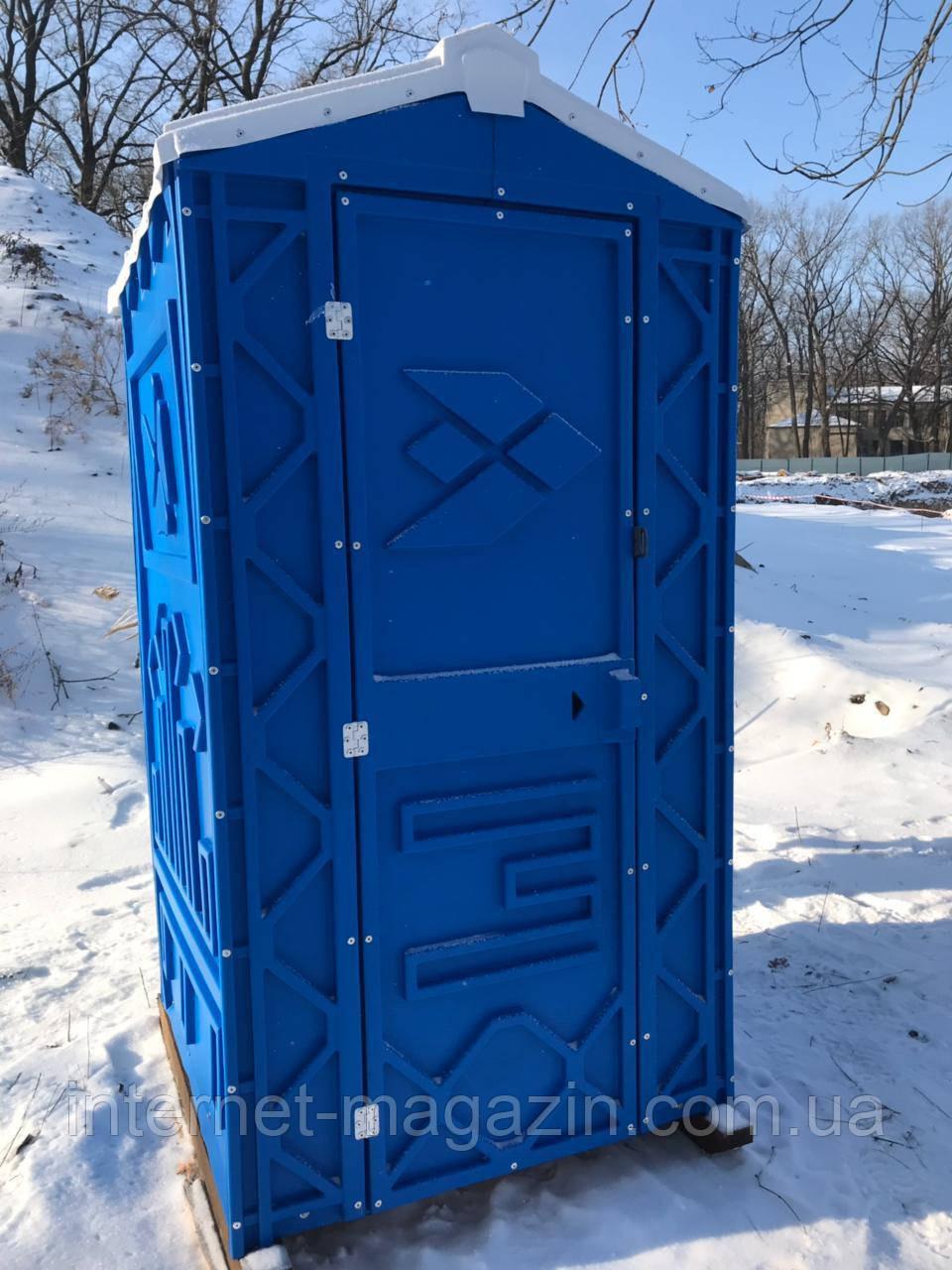 Мобильная туалетная кабина биотуалет