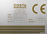 Калібрувально-шліфувальний верстат з рейсмусовим валом Costa A W1CT 1350, фото 7