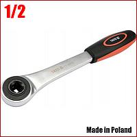"""Трещітка 1/2 для ключа ступеневої для монтажу кранів """"американок"""" YT-03316 YATO YT-03315"""