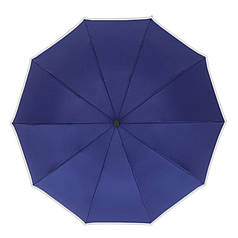 Міні-парасольку на 10 спиць Lesko 2019 Blue від дощу