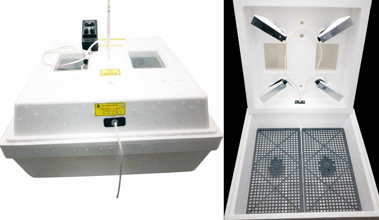 Інкубатор Квочка МІ-30 електронний