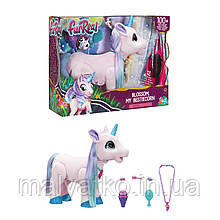 Интерактивный волшебный единорог FurReal Friends  Blossom My Bestiecorn Unicorn
