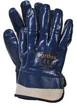 Рукавички нітрилові маслобензостійкі OX-NITERFULL сині