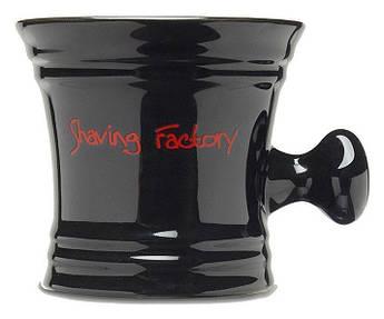 Чаша керамическая с ручкой The Shave Factory Mug