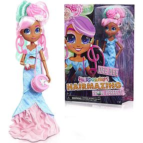 Большая кукла Хэрдораблс Ди-Ди Hairdorables Hairmazing Dee Dee Выпускной вечер, фото 2