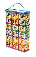 """Детские кубики """"Азбука"""" ТМ Юника 0620"""