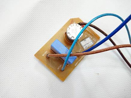 Плата управления для пылесоса LG VC1060N EBR73865501 оригинал б.у., фото 2