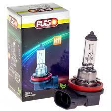 Лампа накаливания Галогенная 12V 55W H11 PGJ19-2 (Pulso)    LP-91550