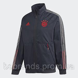 Мужская гимновая куртка Бавария Мюнхен Adidas FR3985 (2021/1)