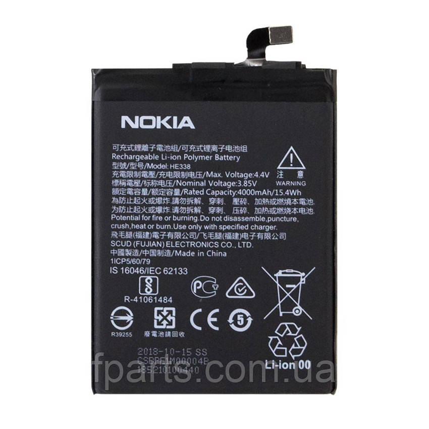 Акумулятор Nokia HE338 (Nokia 2)