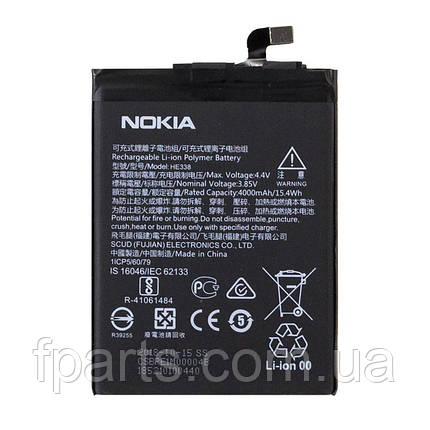 Акумулятор Nokia HE338 (Nokia 2), фото 2