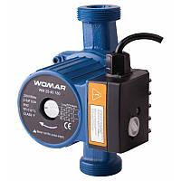 Насос циркуляційний WOMAR 25/40/180 ( гайки + кабель з вилкою )