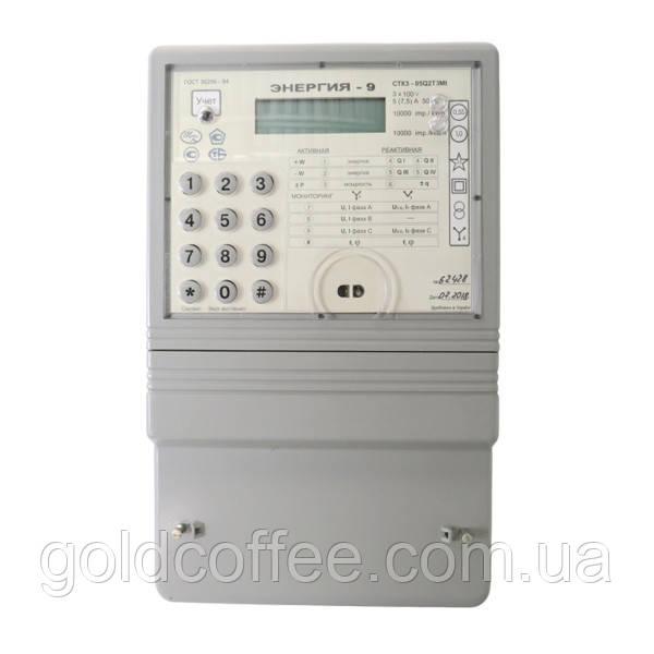 Лічильник трифазний електронний багатотарифний CTK3-05Q2Т3Mt