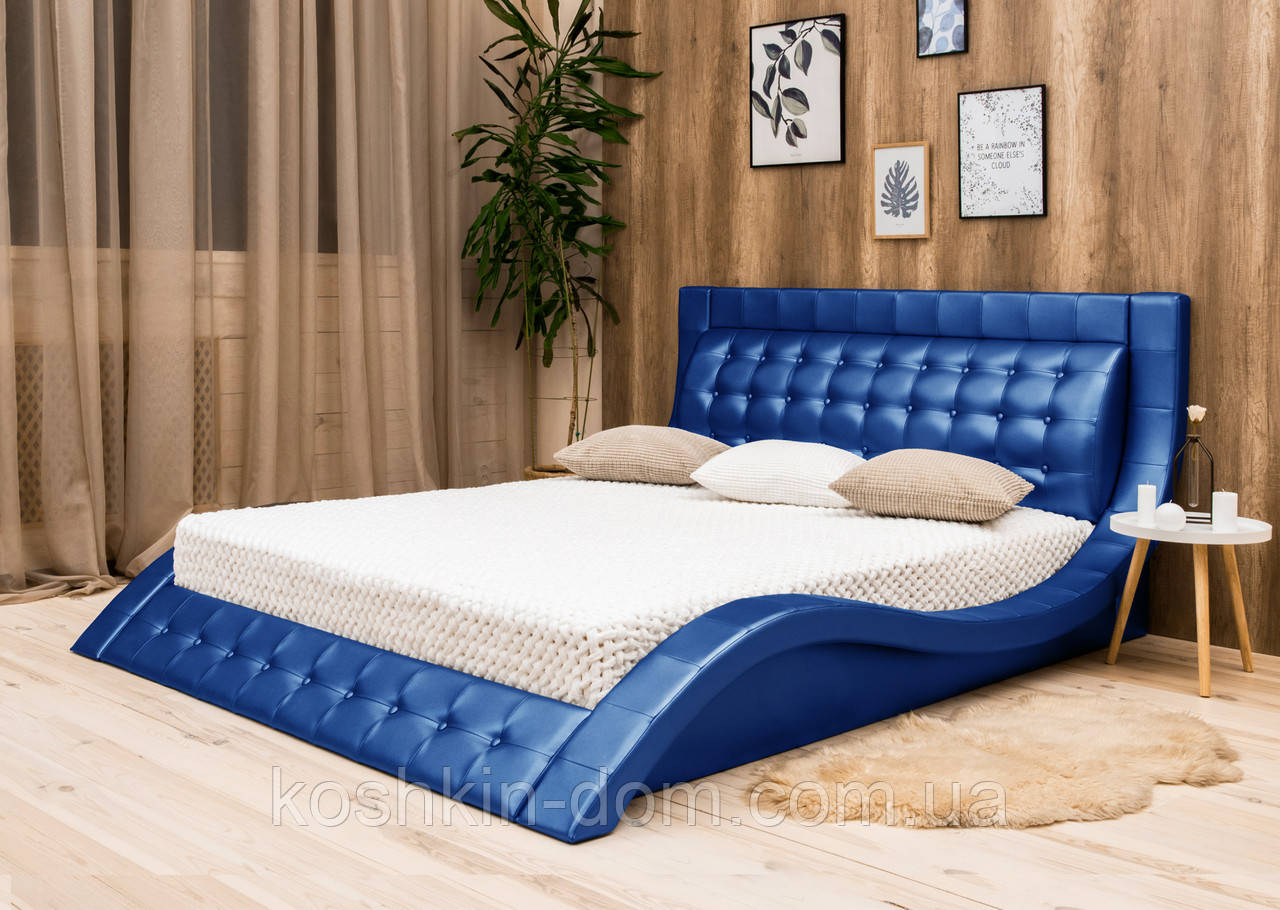 Мягкая кровать New line