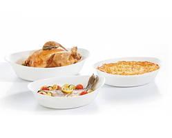 Посуда для запекания в духовке и СВЧ