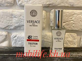 Мужская туалетная вода Versace Man Eau Fraiche (Версаче Фреш Мен 60мл)/Высокое Качество/