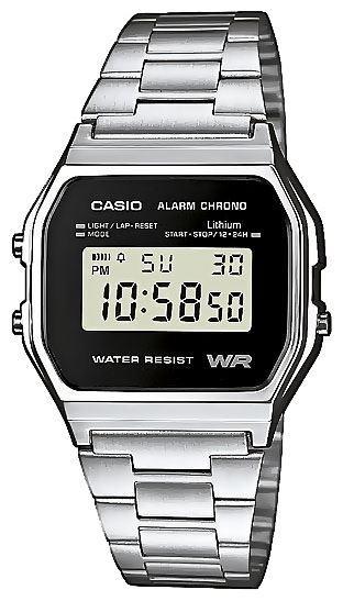 Часы CASIO A158WEA-1EF
