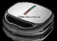 Вафельница-мультигриль 3 в 1 Liberton LSM-8031 800W