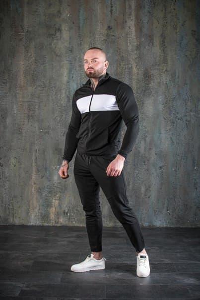Чоловічий спортивний костюм топ якість (4 кольори)