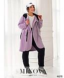 Спортивний костюм жіночий Турецька двунітка Розмір 50-52 54-56 58-60 62-64 В наявності 4 кольори, фото 6