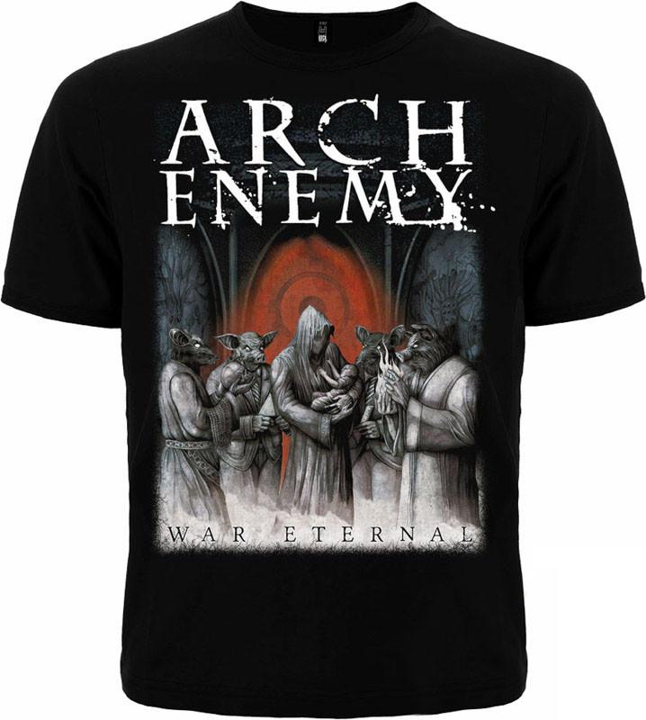 "ФУТБОЛКА Arch Enemy ""War Eternal"""