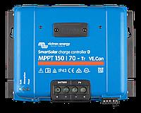 Солнечный контроллер заряда SmartSolar MPPT 150/70 Tr Bluetooth, фото 1