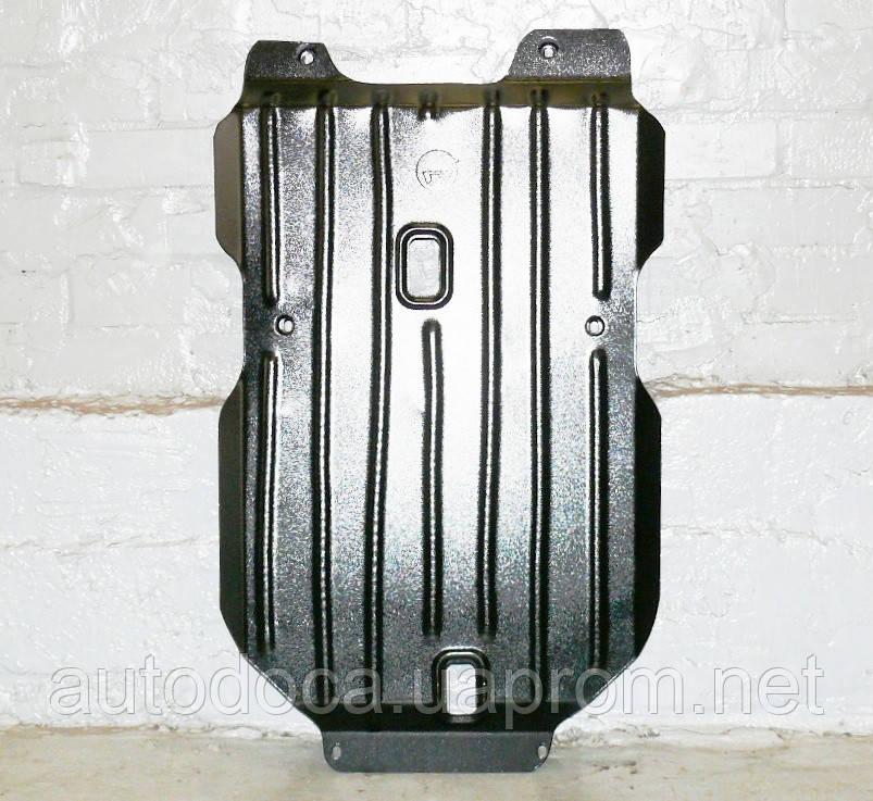 Защита картера двигателя и кпп Lexus GX470  2003-