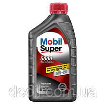 Моторное масло Mobil  Super 5000 5W-20
