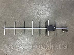 Антена ДМВ 8 елементів хомут пластиковий