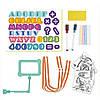 Художній набір для творчості 150 предметів / Набір для малювання у валізі, фото 3