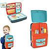 Художній набір для творчості 150 предметів / Набір для малювання у валізі, фото 10