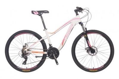 Гірський велосипед Crosser P6-2 26 дюймів рама 15 білий