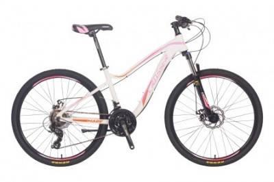 Гірський велосипед Crosser P6-2 26 дюймів рама 15 білий, фото 2