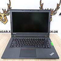 "Ноутбук б/у 14.1"" Lenovo ThinkPad L440 (Core i3-4000M / DDR3-8Gb / SSD 120Gb / miniDisplayPort / АКБ 1.5ч)"