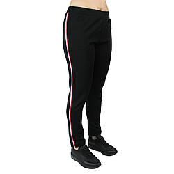 Спортивні штани жіночі Метелик N-SK-01 Демісезонні Чорні