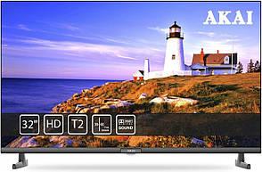 Телевізор LED AKAI UA32HD20T2