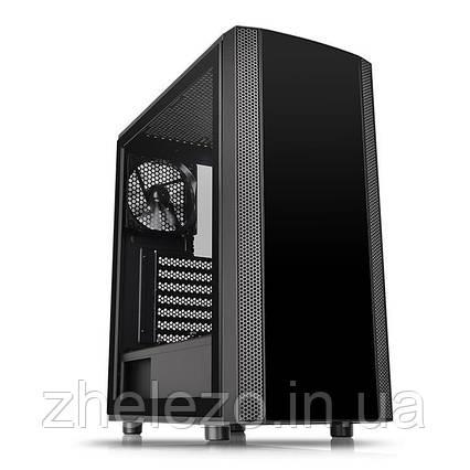 Корпус Thermaltake Versa J25 Tempered Glass Edition Black (CA-1L8-00M1WN-00), фото 2