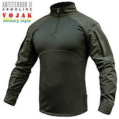 Рубашка UBACS тактическая ANTITERROR II Dark OLIVE