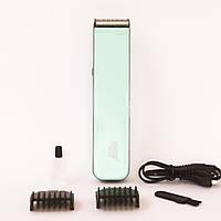 Машинка для стрижки волос и бороды GW-216. Аккумуляторный триммер.