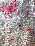 Пеньюар перукарський метелики, фото 2