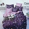 """Двуспальное постельное белье """"Звёздное сияние"""""""