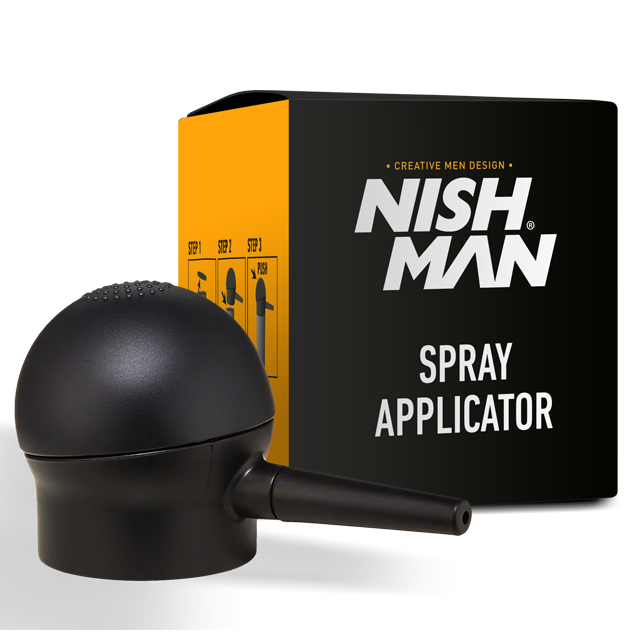 Розпилювач для пудри Nishman Spray Applicator
