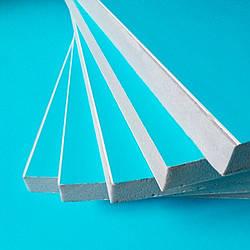 Сендвіч-панель ПВХ 2000х3000мм двостороння біла